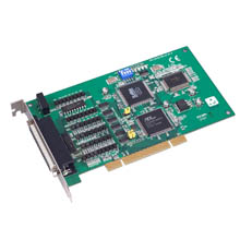 4-axis Low Cost Stepping Motor Control Universal PCI Card