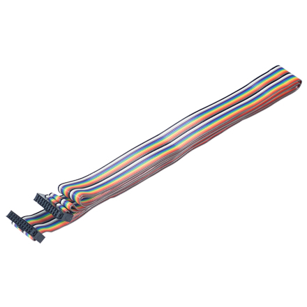 IDC-20 Flat Cable, 2m