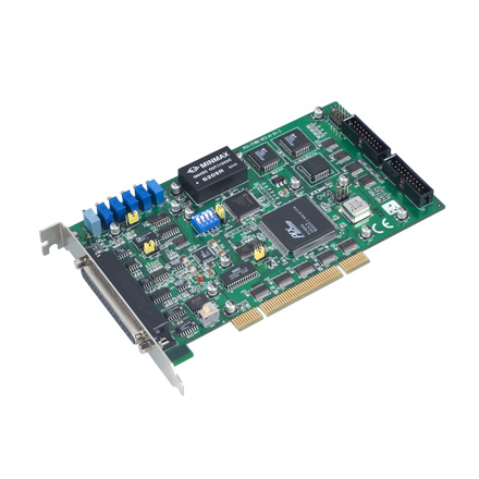 100 kS/s, 12-bit, 16-ch Universal PCI Multifunction Card