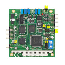 PC/104 16-ch 100kHz Multifunction Card with AO