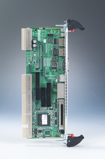6U CompactPCI<sup>®</sup> Rear Transition Board for the MIC-3392 with SATA RAID