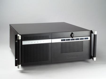 CHASSIS, 4U chassis w/6 SAS/SATA trays w/o MB & power