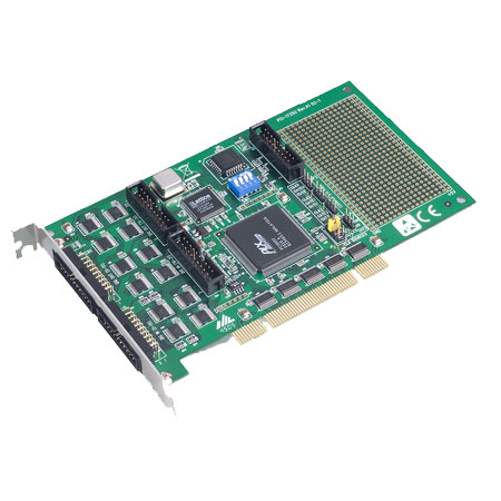 64-ch Digital I/O and Counter Universal PCI Card