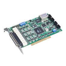 14-bit, 12-ch Analog Output Universal PCI Card with 32-ch Digital I/O