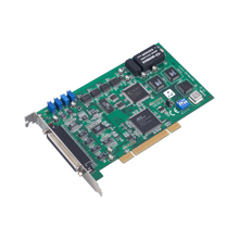 32-Channel Isolated Analog Input Universal PCI Card, 500 kS/s, 12-bit