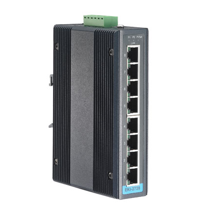 8GE Unmanaged Ethernet Switch