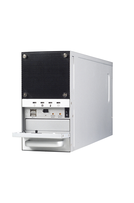 5-Slot Desktop/Wallmount Chassis with Scalability for 5U Multi-system Solution