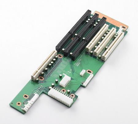 CIRCUIT MODULE, PICMG 1.0 BP, 5 slot,3 PCI,1 ISA,1 PCI/ISA RoHS