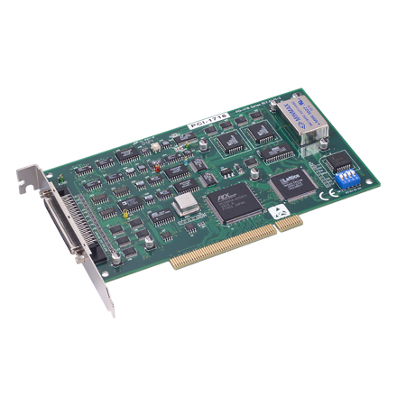 CIRCUIT BOARD, 250k, 16bit High-resolution Multifunction Card
