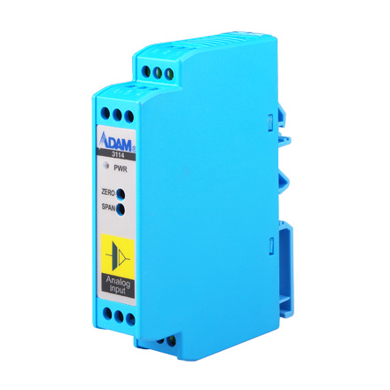 Isolated AC Current Input Module