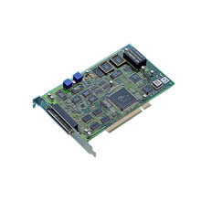 16-Channel Universal Multifunction PCI Card without Analog Output, 100 kS/s, 12-bit