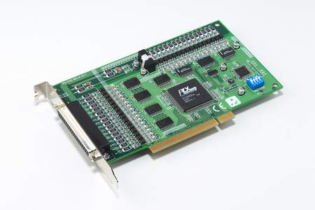 32 channel Isolated Digital Input Card