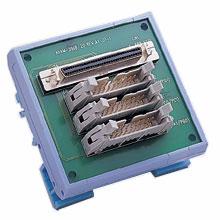 CIRCUIT MODULE, SCSI-68 to 3*IDC-20 Converter, DIN-rail Mount