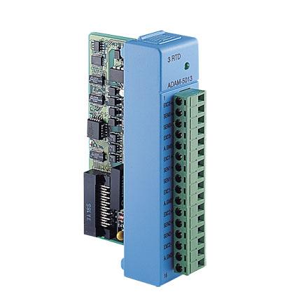 3-Channel RTD Input Module