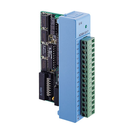 8-Channel Analog Input Module