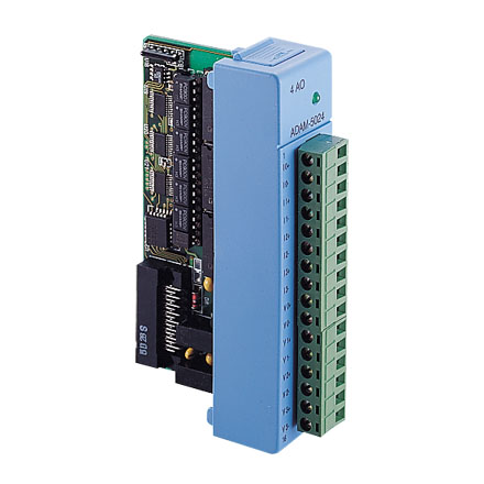 4-Channel Analog Output Module