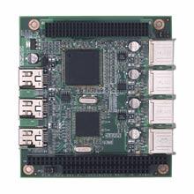 USB2.0 & 1394 w/pinhead PC/104+ module, G