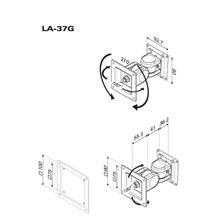 PPC-174 wall mount