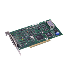 250 kS/s, 16-bit, 16-ch PCI Multifunction Card