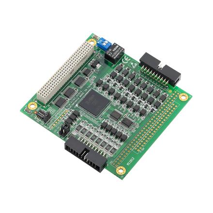 32채널 아이솔레이티드 디지털 [PCI-104 32-ch Isolated Digital I/O Card]