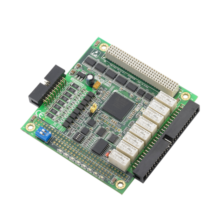 PCI-104 8-ch Relay & 8-ch Isolated DI Card