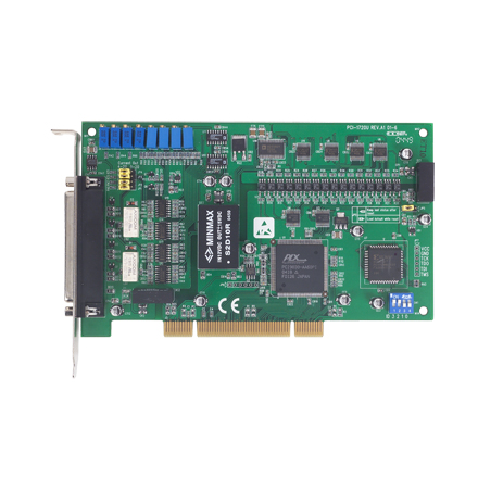 CIRCUIT BOARD, 12bit, 4ch Isolated Analog Output Card