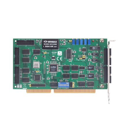 16チャンネル 30kS/s,12-bit ISA多機能カード