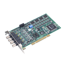 4-Channel Simultaneous Analog Input Universal PCI Card, 30 MS/s,12bit
