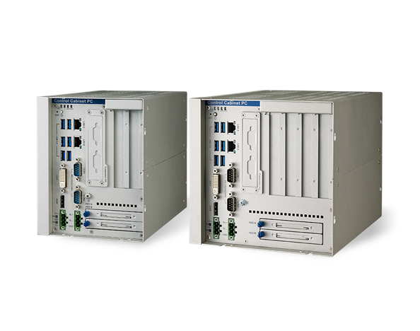 Wallmount Embedded Automation Box PC, UNO-3000 Series