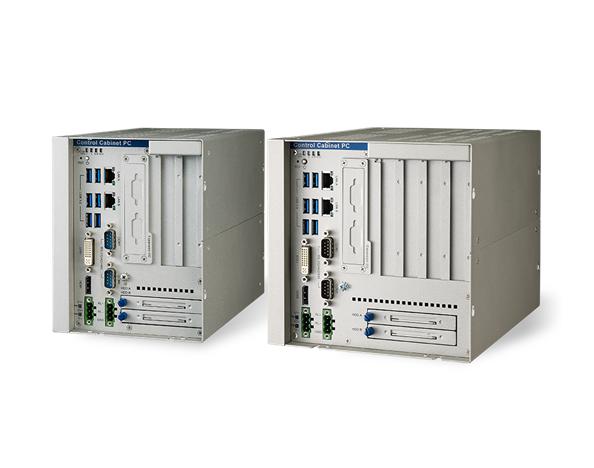 带PCI/PCIe的壁挂型嵌入式无风扇工业电脑:UNO-3000