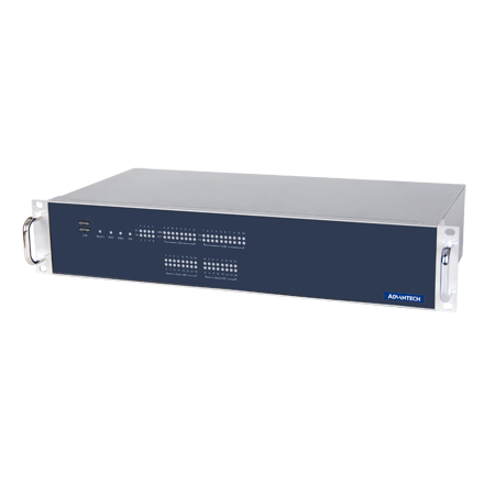 Rackmountable Fanless Box PCs (ECU-4000 Series)