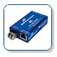 Industrial Grade, Wide Temp Gigabit Copper to Fiber Ethernet Media Converters