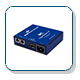 3 Port Gigabit Copper to Fiber Ethernet Media Converters