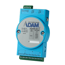 Ethernet I/O Modules with Daisy Chain: ADAM-6200