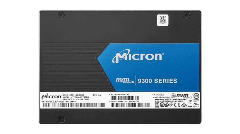 Micron 9300MAX U.2 12.8TB GEN3x4 3DTLC