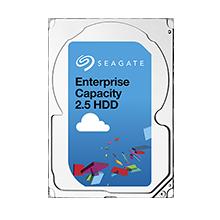 """Seagate Enterprise 2.5"""" 2TB SATAIII 7KRPM 128MB HDD"""