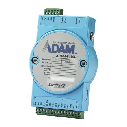 Ethernet I/O Modules: ADAM-6000, ADAM-6100, ADAM-6200, WISE