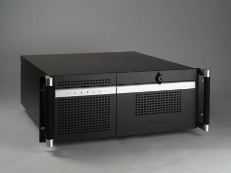 4Uサイズ 19インチラックマウントシャーシ ACP-4010BP, バックプレーン対応,電源別売