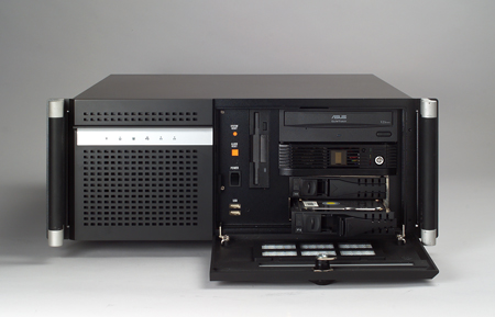 CHASSIS, ACP-4320BP Bare Chassis w/SMART Control BD