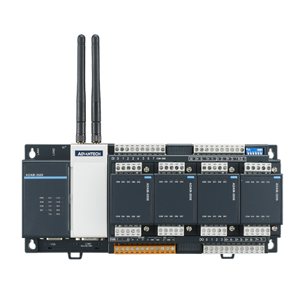 4-Slot IO Expansion, Cortex-A8 Wireless iRTU