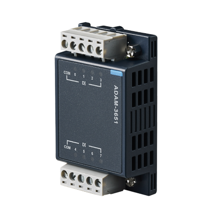 I/O Extension, 8-channel Digital Input Module