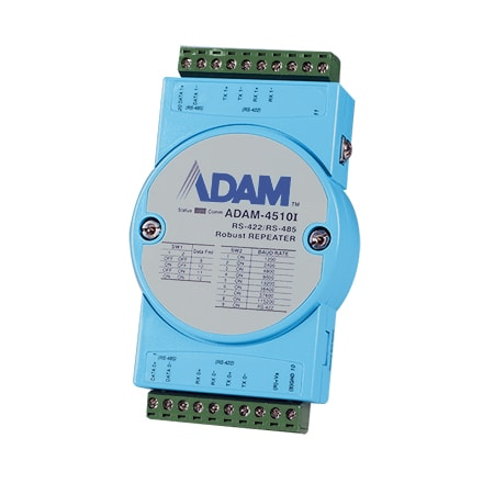 Robust Wide-Temperature RS-422/485 Repeater