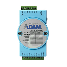 Digital Distance Relay Module with Modbus Communication, 6 Channel