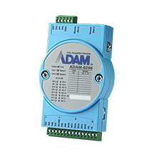 16-channel Isolated Digital Output Modbus TCP Module