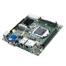 Mini-ITX, 7th Gen Intel<sup>®</sup> Core™ i7/i5/i3 LGA 1151 W/H110