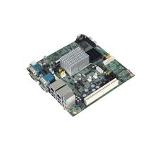 Intel<sup>®</sup> Atom N450 Mini-ITX Motherboard with VGA/LVDS, 6 COM, Dual LAN