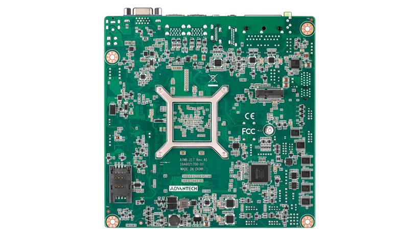 CIRCUIT BOARD, N4200 QC1.1G MINI-ITX w/DP++, HDMI, VGA, 2GbE