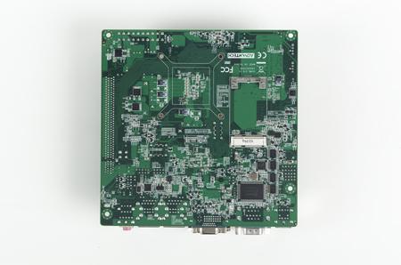 Intel<sup>®</sup> Core™ i7/i5 Mini-ITX Motherboard with CRT/2DVI/LVDS, 6 COM, Dual LAN, PCIe x16