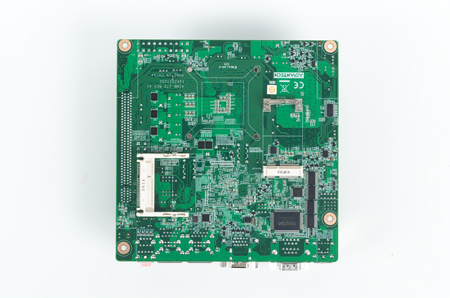 Intel<sup>®</sup> Core™ i7/i5/i3/Celeron Mini-ITX Motherboard with DDR3, 6 COM, Dual LAN, PCIe x16