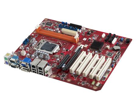 LGA1155 Intel<sup>®</sup> Core™ i7/i5/i3 ATX Motherboard with VGA, 1GbE, DDR3, SATA2